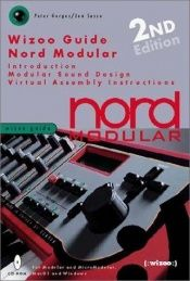 book cover of Wizoo Guide Nord Modular by