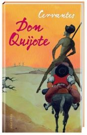 book cover of Don Quijote by Miguel de Cervantes Saavedra