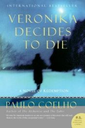 book cover of Veronica decides to die by Paulo Coelho