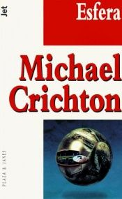 book cover of Esfera by Michael Crichton