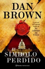 book cover of El símbolo perdido by Dan Brown