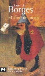 book cover of The Book of Sand by Jorge Luis Borges
