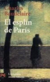 book cover of Pequeños poemas en prosa by Charles Baudelaire