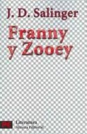 book cover of Franny y Zooey by J. D. Salinger