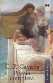 book cover of Poesía Completa by C.P. Cavafy