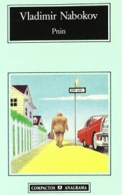 book cover of Pnin by Vladimir Nabokov