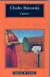 book cover of Cartero by Charles Bukowski