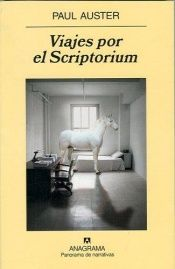 book cover of Travels in the Scriptorium by Paul Auster