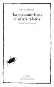 book cover of La Metamorfosis y Otros Relatos by Ritchie Robertson|Franz Kafka|Guy de Maupassant|Peter Kuper