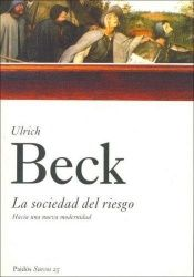 book cover of Risikosamfundet by Ulrich Beck