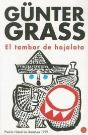 book cover of El tambor de hojalata by Günter Grass