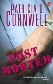book cover of Post mortem by Patricia Cornwell