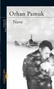 book cover of Nieve by Orhan Pamuk