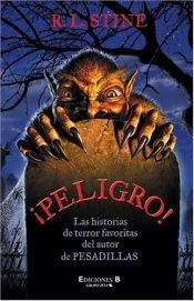 book cover of iPeligro! by Robert Lawrence Stine