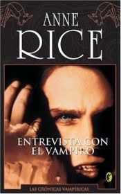 book cover of Interview with the Vampire by Anne Rice