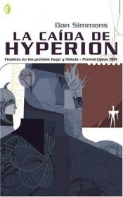 book cover of The Fall of Hyperion by Dan Simmons