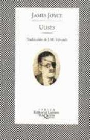 book cover of Uliss by Džeimss Džoiss