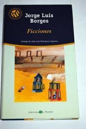 book cover of Ficciones by Jorge Luis Borges
