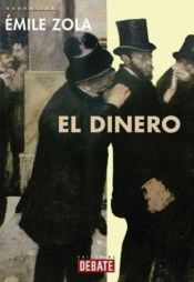 book cover of El Dinero by Emile Zola