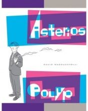 book cover of Asterios Polyp by David Mazzucchelli
