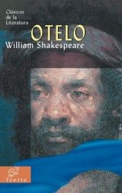 book cover of Otelo by William Shakespeare