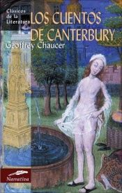 book cover of The Canterbury Tales by Geoffrey Chaucer