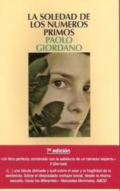 book cover of The Solitude of Prime Numbers by Paolo Giordano