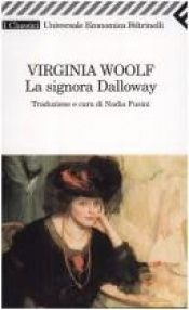 book cover of La signora Dalloway by Virginia Woolf