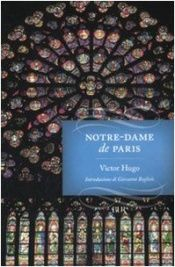 book cover of Notre-Dame de Paris by Victor Hugo
