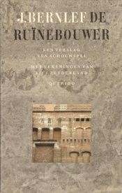 book cover of De ruinebouwer by J. Bernlef