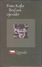 book cover of Brief aan vader by Franz Kafka