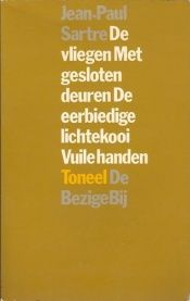 book cover of Vuile handen by Jean-Paul Sartre