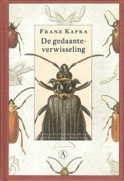 book cover of De Gedaanteverwisseling by Franz Kafka