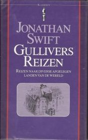 book cover of Gullivers reizen by Jonathan Swift