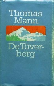 book cover of De Toverberg by Thomas Mann