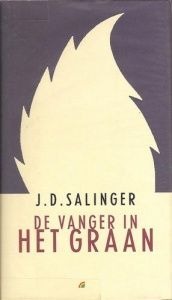 book cover of The Catcher in the Rye by J.D. Salinger