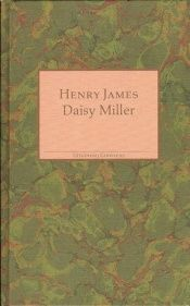 book cover of Daisy Miller by Henry James