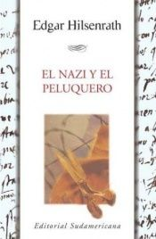book cover of Nazista i fryzjer by Edgar Hilsenrath