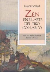 book cover of Zen en el arte del tiro con arco by Eugen Herrigel