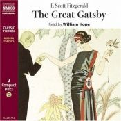 book cover of Great Gatsby by F. Scott Fitzgerald