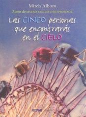 book cover of Las Cinco Personas Que Encontraras En El Cielo by Mitch Albom
