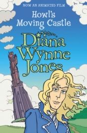 book cover of El castillo ambulante by Diana Wynne Jones