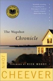 book cover of The Wapshot Chronicle by 约翰·齐弗