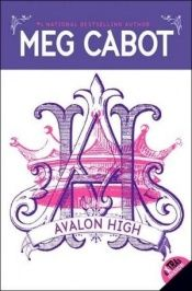 book cover of Avalon High by Meg Cabot