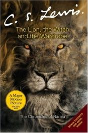 book cover of The Lion, the Witch and the Wardrobe by C. S. Lewis