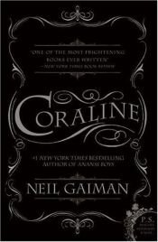 book cover of Koralina by Neil Gaiman