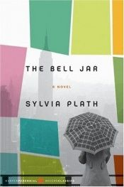 book cover of The Bell Jar by Sylvia Plath