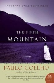 book cover of The Fifth Mountain by Paulo Coelho