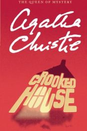 book cover of Morder i huset by Agatha Christie