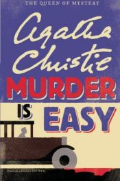 book cover of È troppo facile by Agatha Christie